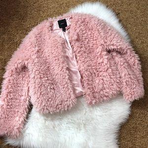 Pink Forever 21 Jacket